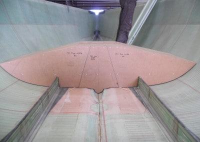 Psaros 33 Construction du Bloc Central Quille Pendulaire
