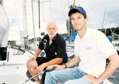 Psaros  Jean Psarofaghis et Mathieu Richards