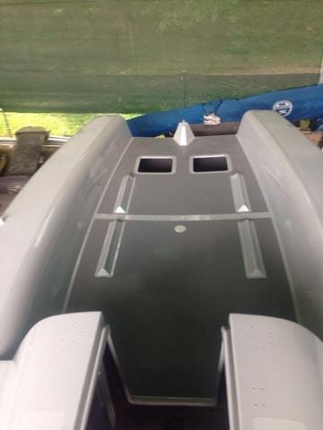 Psaros T Boat peinture et antidérapant cockpit