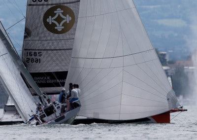 Psaros 33 Championnat de série 2015 Croisement